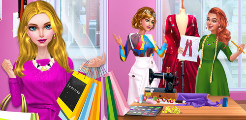 Fashion Doll - Shopping Day 2  The shopping mall is the perfect day out for you and your BFF this holiday season. Winter is keeping you indoors, so a day shopping is the best way to pass some time hanging out at the mall.