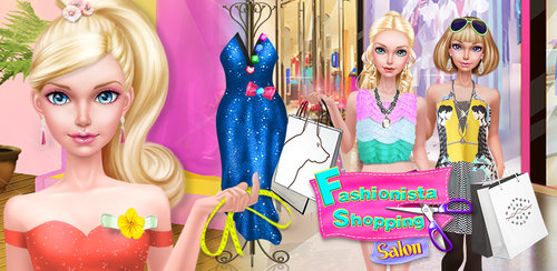 Fashion Doll: Shopping Day SPA  This fashion doll is getting ready to go to the mall. Help her get ready by choosing out a new outfit, new clothes, trendy shoes, bags, dresses, makeup and more!
