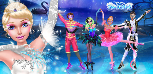 Fashion Doll - Ice Ballet Girl  Most little girls dream of dancing a stunning ballet on the ice wearing a gorgeous costume, and now you're the star of the ice show. Twirling and dancing like a ballerina on the ice!