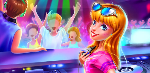 Fashion Doll - DJ Disco Party  You've been offered the chance to be a DJ for a day for an awesome disco dance party! Will you spin the sickest beats to get all of the party people on their feet?