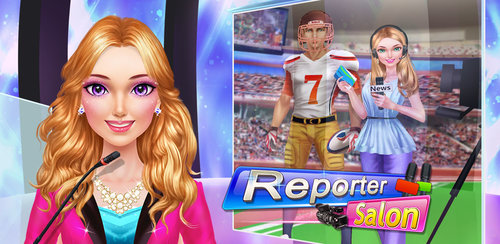 Dream Job: TV News Anchor Girl  Ever wondered what it's like to be a reporter? Find out in Dream Job: TV News Anchor Girl! See the behind the scenes fun as you help the reporter get the right look for the day.
