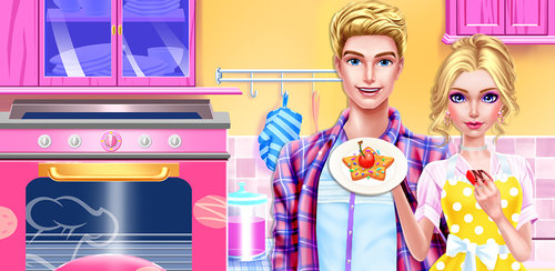 Fashion Doll: Bake For My Love  Everyday can be Valentine's Day when you're with the one you love! Celebrate the love with your boyfriend by baking sweet cookies to recognize your romance! Cook up cute cookies and go through the steps of baking.