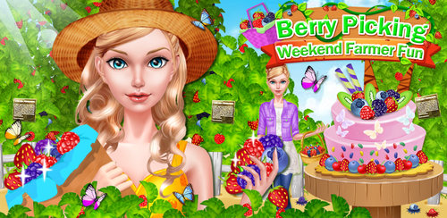 Berry Farm: Girls Pastry Story  The weekend's here and the berry farm has finally opened for the season! Hop in your car for a nice holiday weekend and harvest some tasty berries to make yummy cakes for the summer!