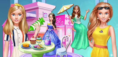 Little Miss Doll - Dream House  The right color of wallpaper or paint can make a room pop. Perfect decorations on the walls and shelves can bring a room to life. Only you can make your home beautiful, so let's start designing your dream house!
