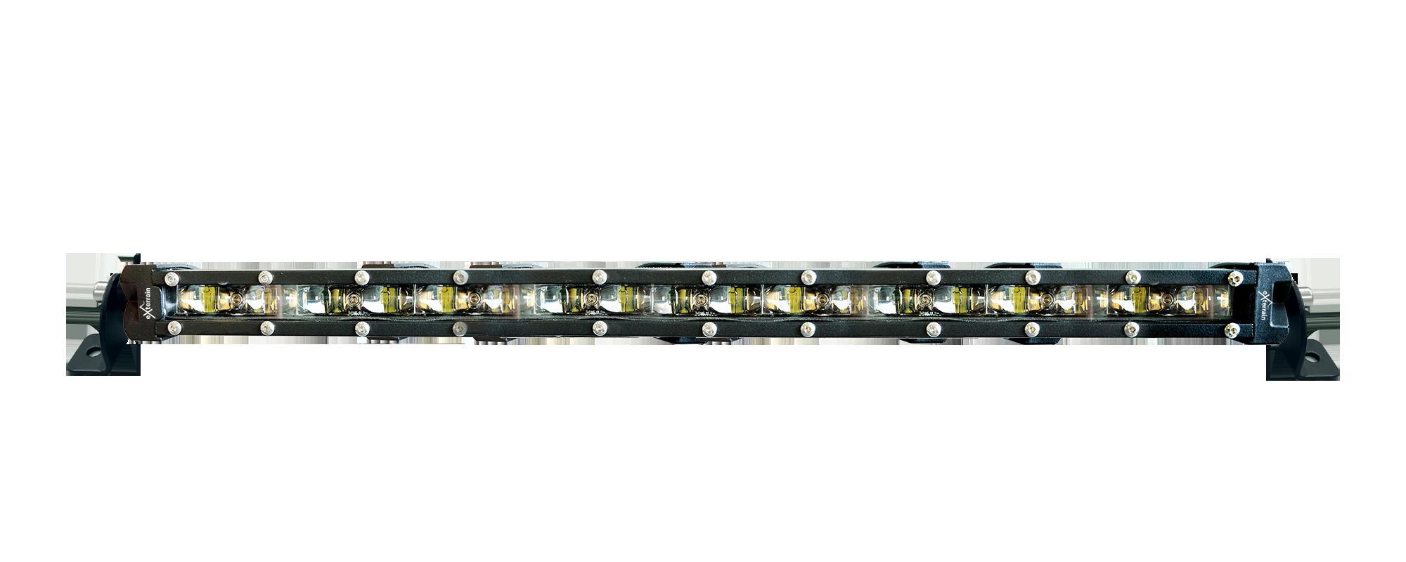 RAVEN S SERIES - SUPER SLIM SINGLE ROW LIGHT BARS