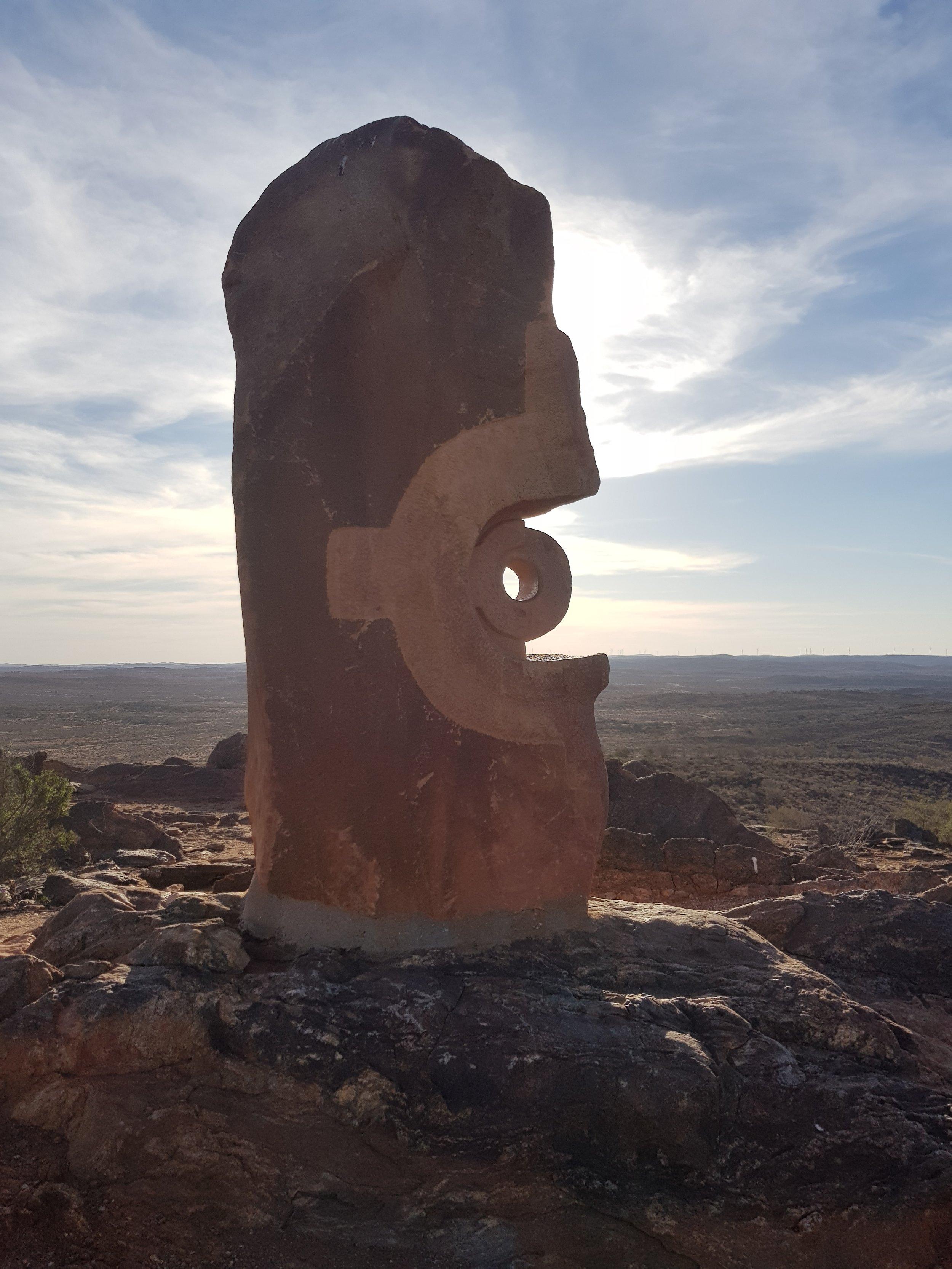 The Living Desert Sculptures