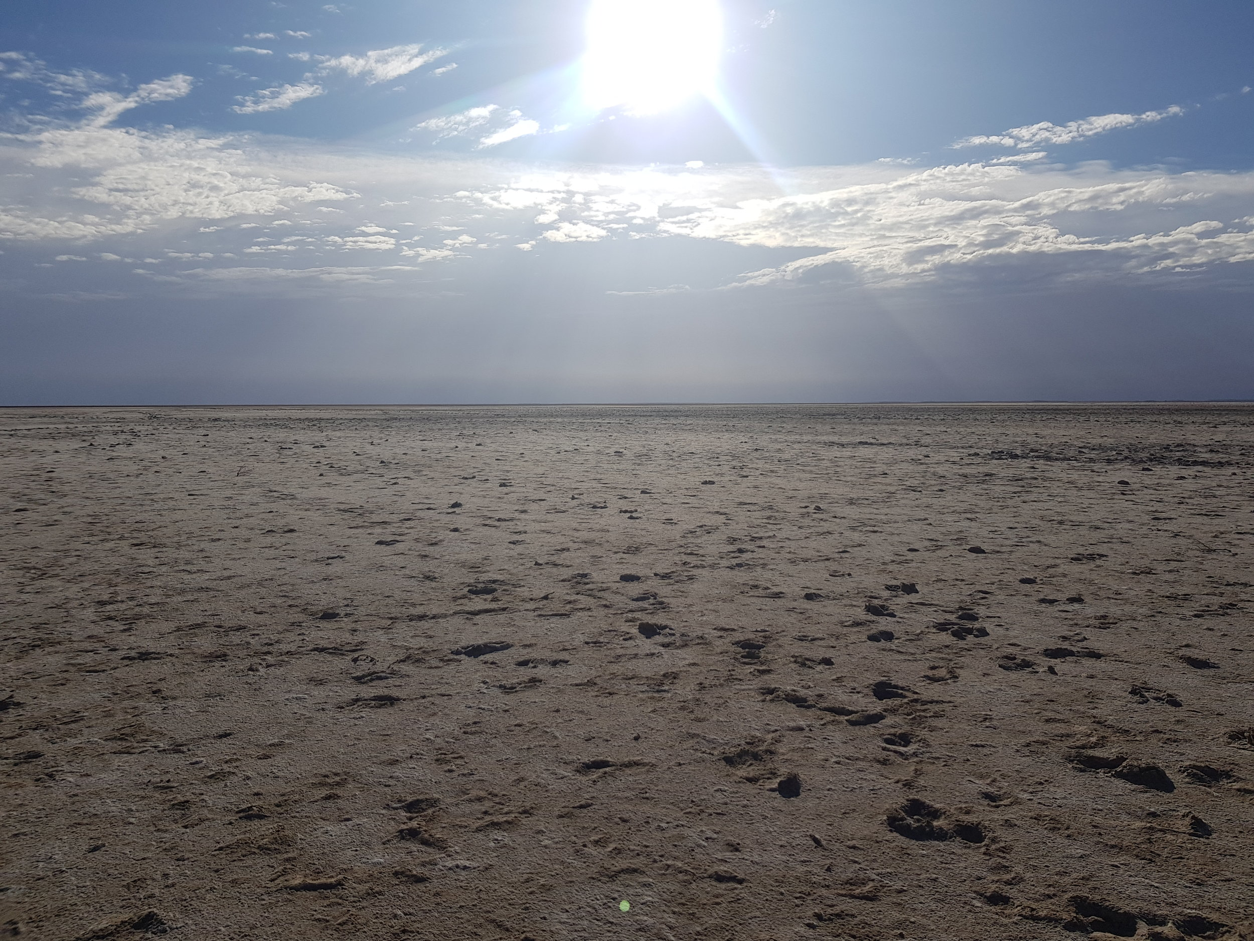 Lookout Pelican Point, Lake Eyre South