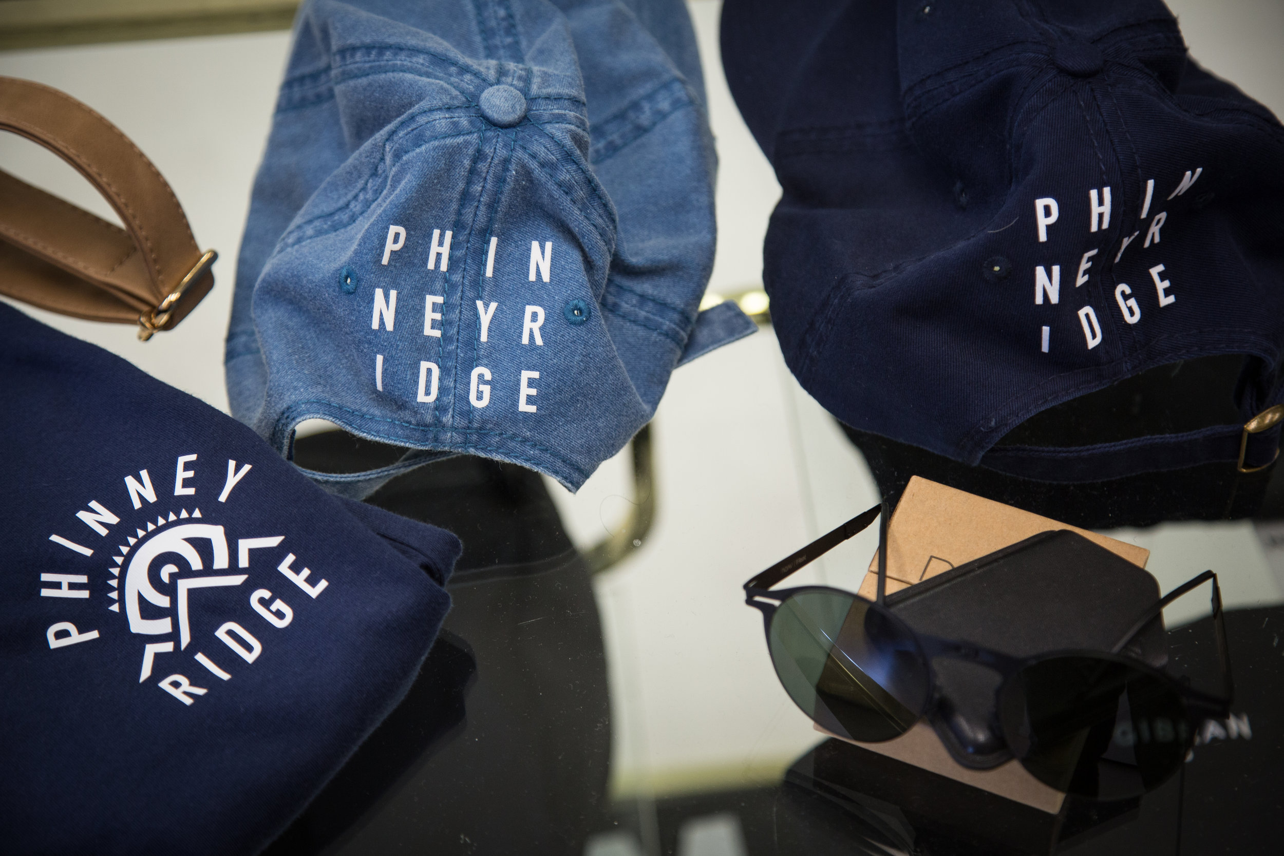 Phinney Ridge hats from Gibran.