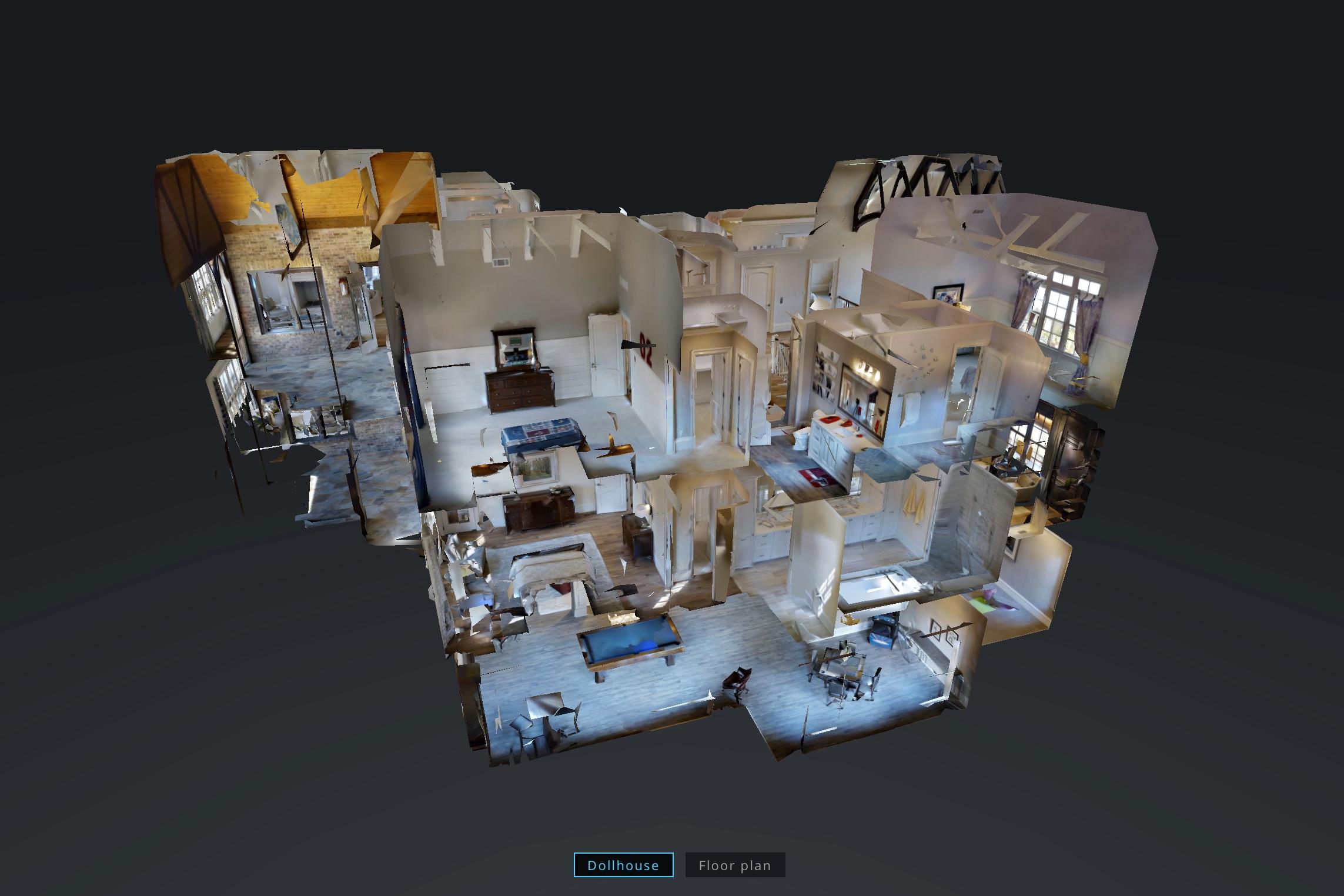 Matterport 3D Tour -
