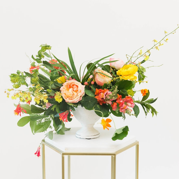 One on One Floral Design Workshops - Business Strategy for Wedding Florists