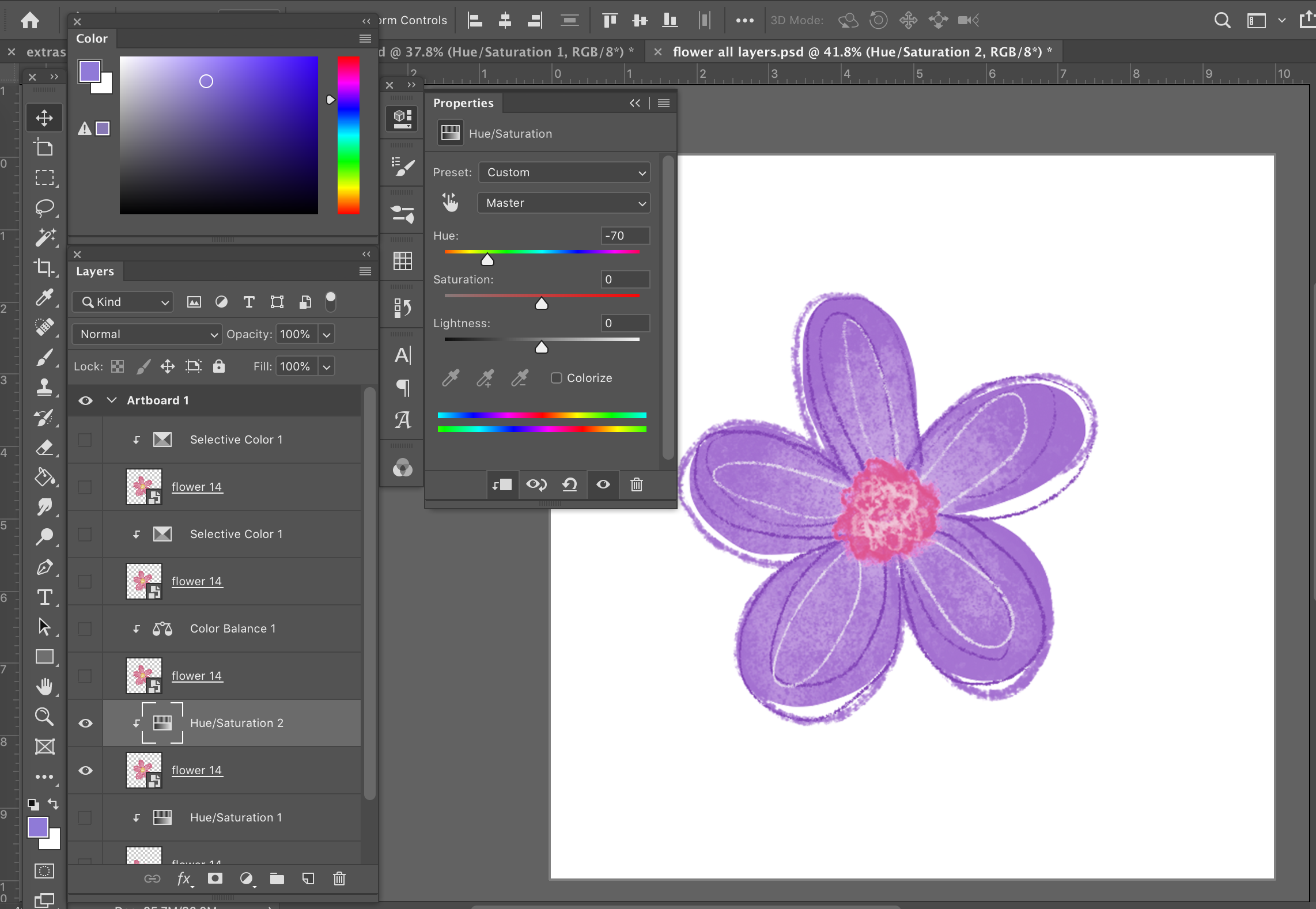 pink flower HSL purple.png