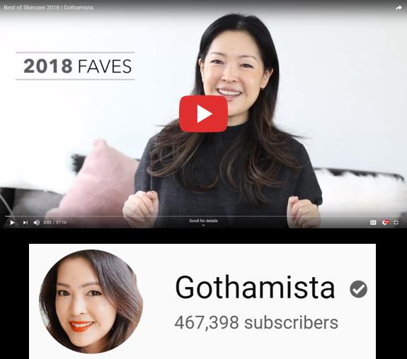 Best of Skincare 2018 | Gothamista