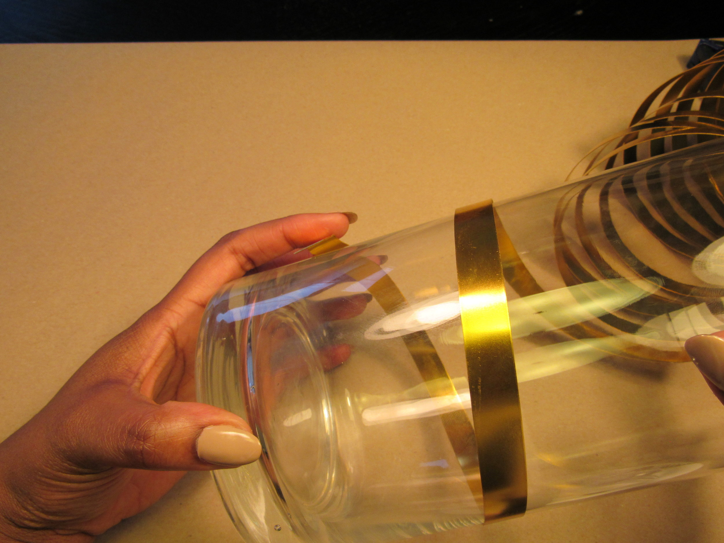 More Sliding Copper onto glass.JPG
