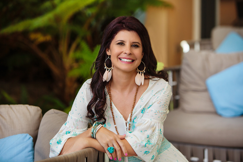 リサ・フィッツパトリック    Sacred Women's Business Coach, ベストセラー作家、ヨガ&マインドフルネス瞑想指導者