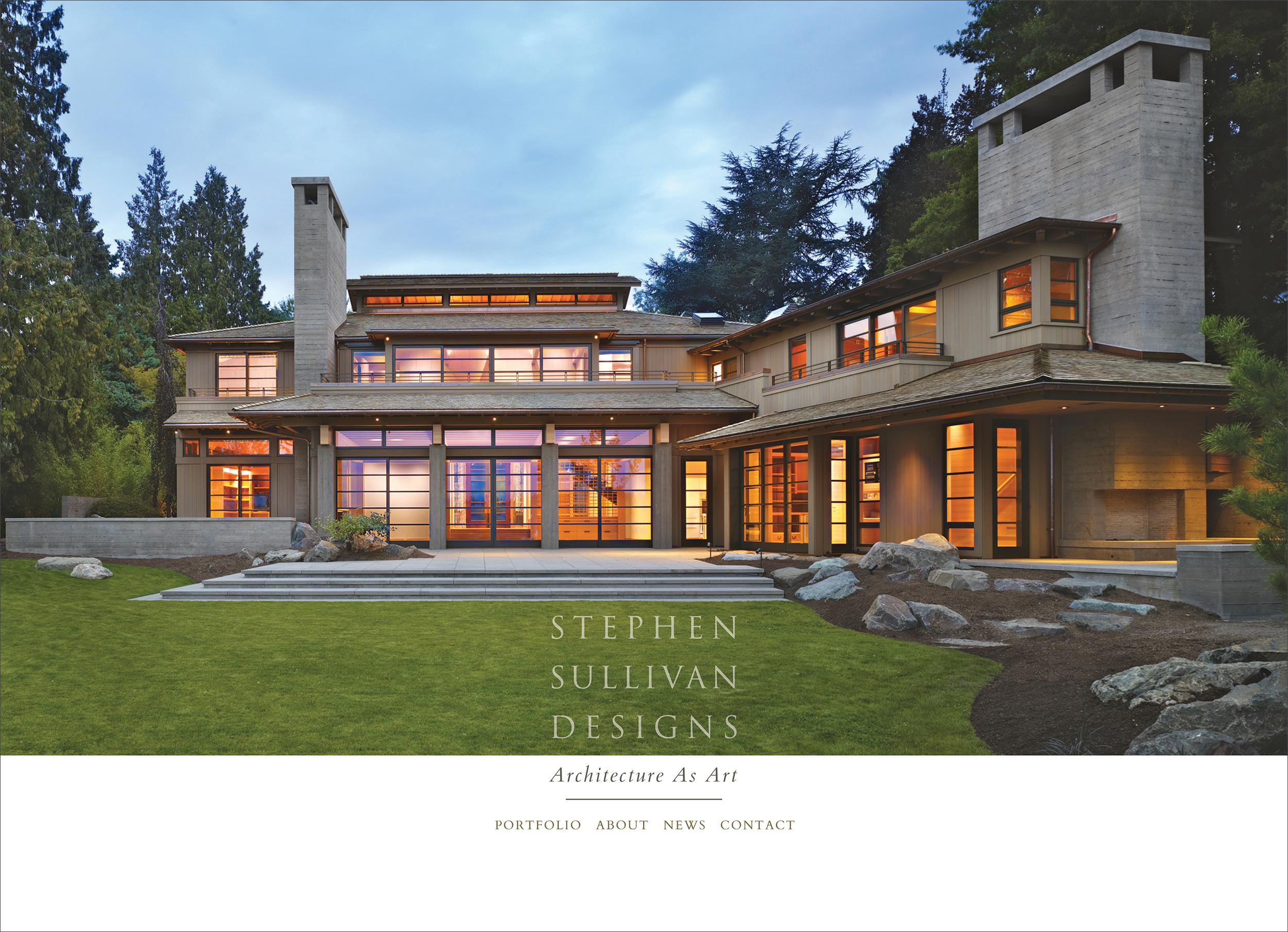 Stephen Sullivan Designs | Website