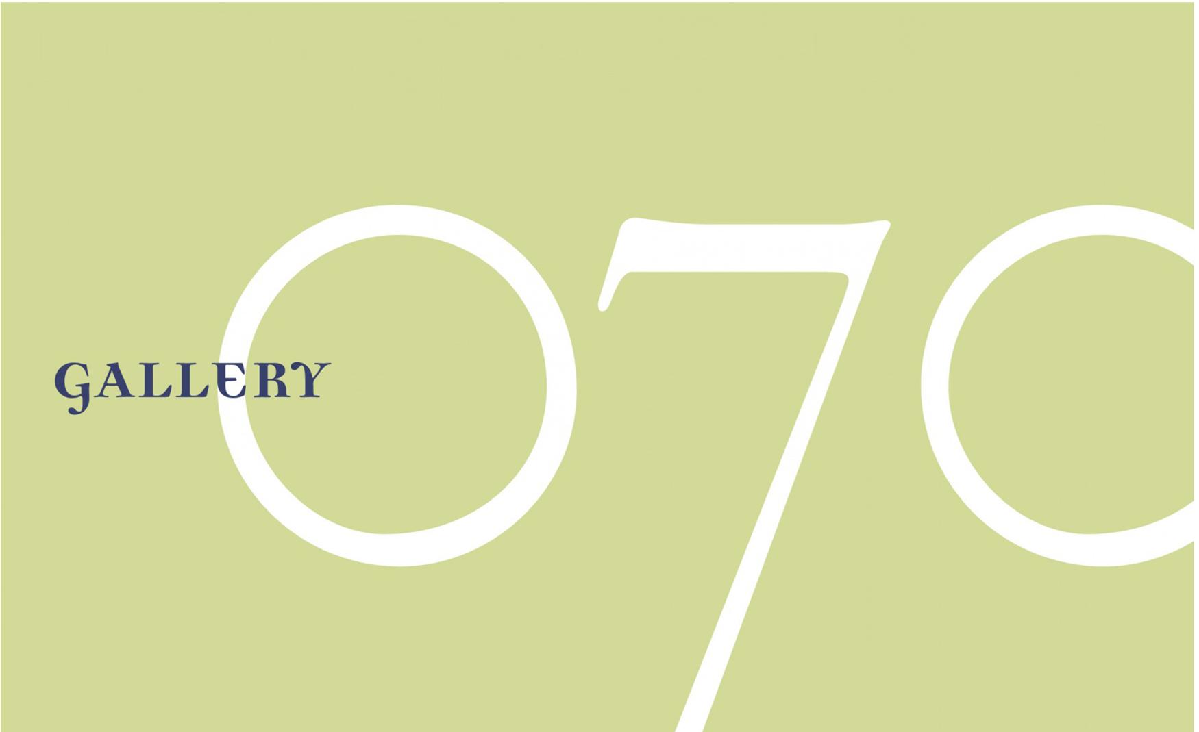 Gallery 070 | Logo Postcard