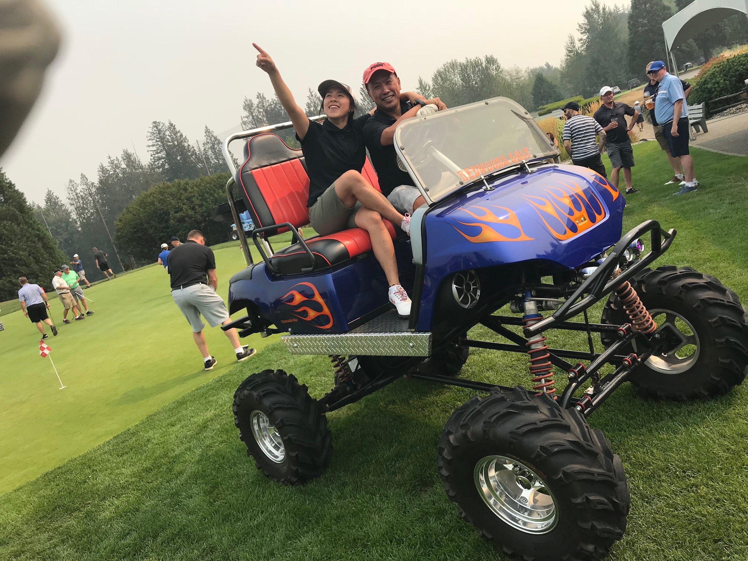 Golf Gang