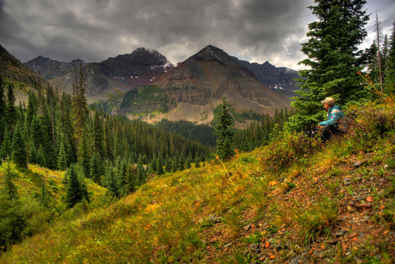 Download LocaWild to explore Colorado's 4 million acres of roadless terrain -