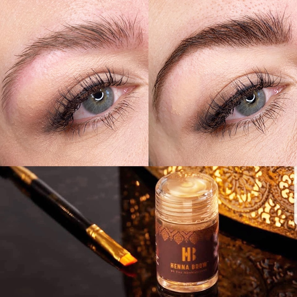 Henna Brow Training — Jaimie Jolly