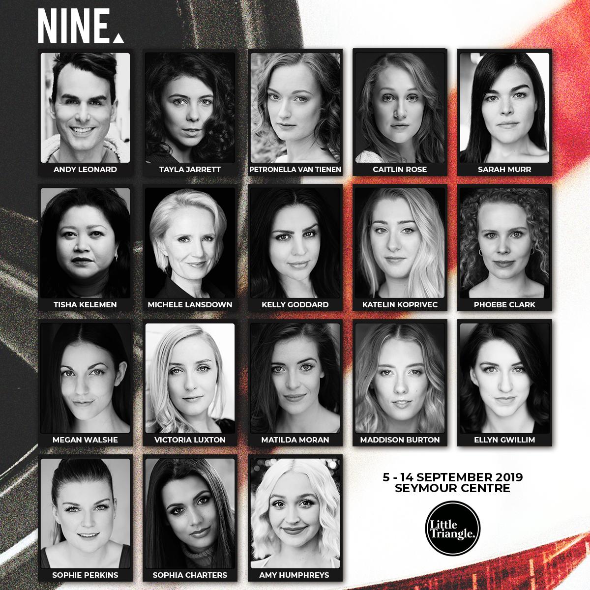NINE Cast