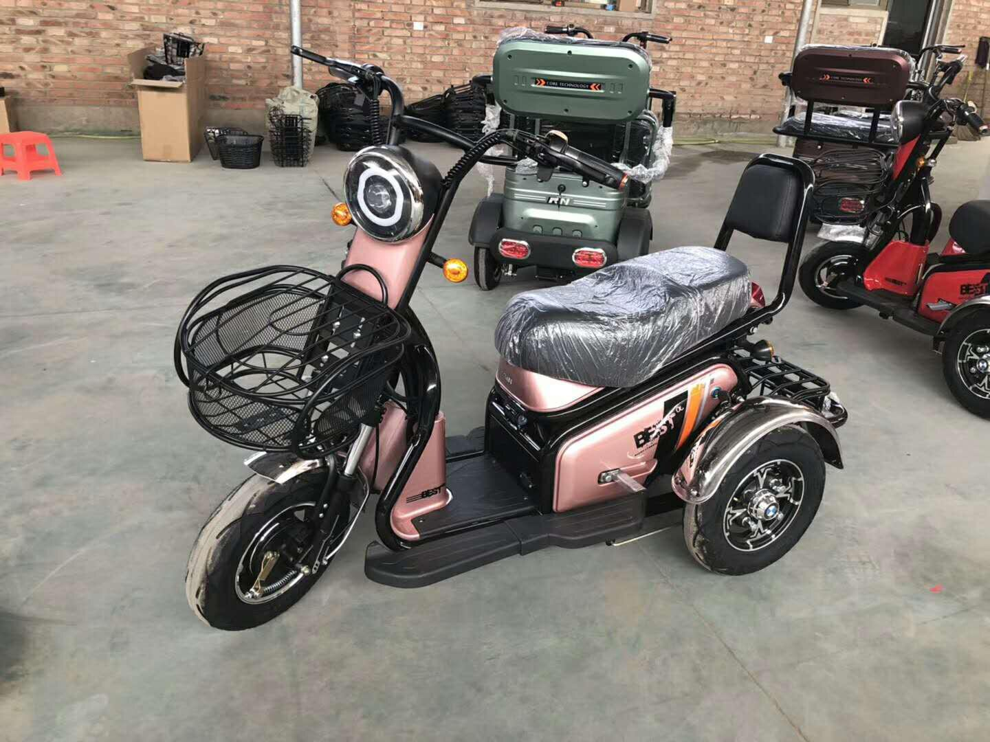 LIDIA ELECTRIC TRICYCLE -