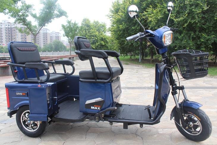 HERCULES CARGO ELECTRIC TRICYCLE -