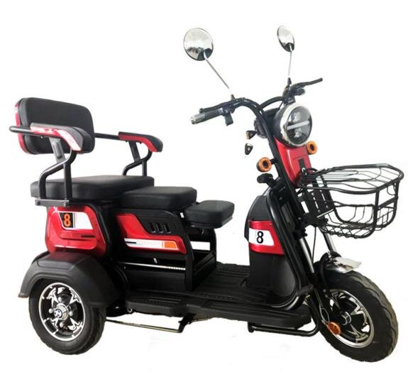 NADIA ELECTRIC TRICYCLE -