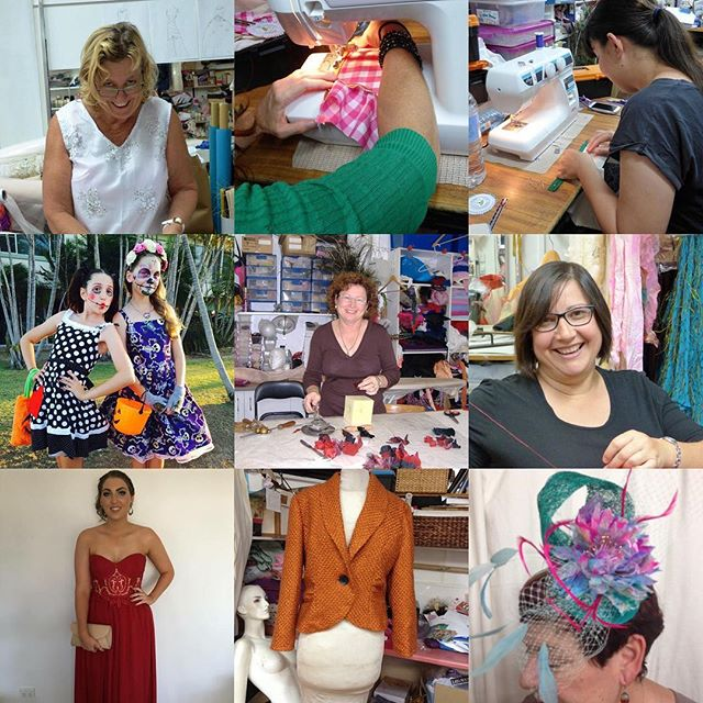 Well who would like to start 2019 off with you learning some new skills, everyone can always learn new skills, don't matter your age, so how would you like to make your own or you families cloths, you can. all you have to do is enroll in my sewing course with Fashion Designer Hester Jarvis  at Ja Delle Designs, if you enroll and start, before the 30/1/19, you will get 2 FREE GIFTS 🎁🎁, but enroll and start by the 14/2/19 you will get one FREE GIFT 🎁, so don't miss out. Hester also offers courses in Pattern Making, so you can draft your own pattern, as you know when you buy commercial patterns, you have to alter them a lot to fit. Well if you learn to draft your own you will never have a fit issues again, and you can draft patterns for everyone in your family.  We also do a Millinery Course, for those ladies and men who want to learn how to make Silk French Flowers, decorated blocked Sinamay Hat and a decorated blocked Felt hat. So don't miss out on your 2 FREE GIFTS 🎁🎁, enroll and start before the 30/1/19 to get your 2 FREE 🎁🎁.Just ring Hester 0403115584 I have Students from 9 years old to 75 years old so anyone can learn, hope to see you very soon, on your way to learning to make some amazing things, as you can see some of the students work even the 9 year old in the purple dress. #townsvillecourses #sewingcoursetownsville #patterningmakingcoursetownsville #millinerycoursetownsville
