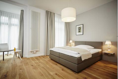 iPartment Köln, Apartmenthaus Flandrische Straße. Interior Design: Bergner Meijerink, Forografie: Studio Fünf6