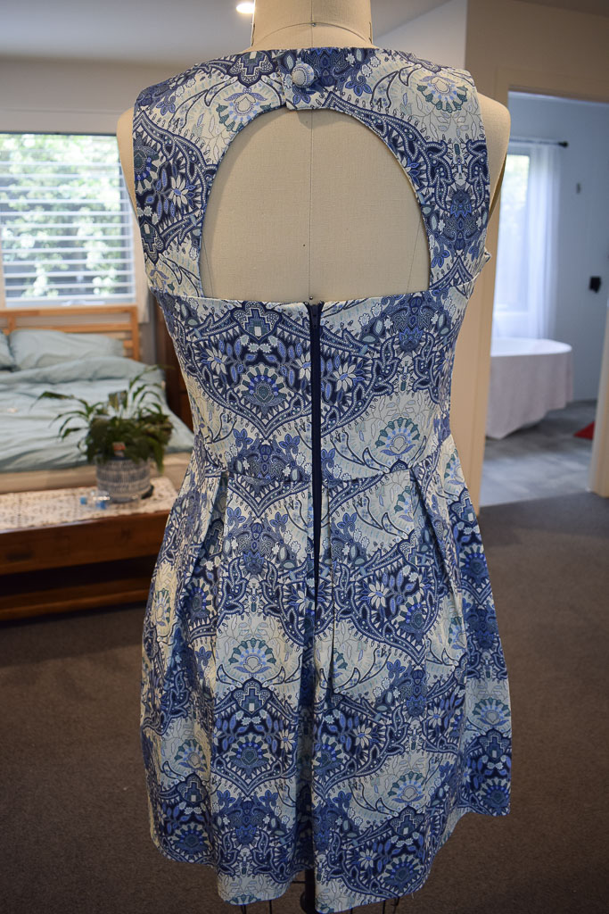 Daphne day dress by sew this pattern