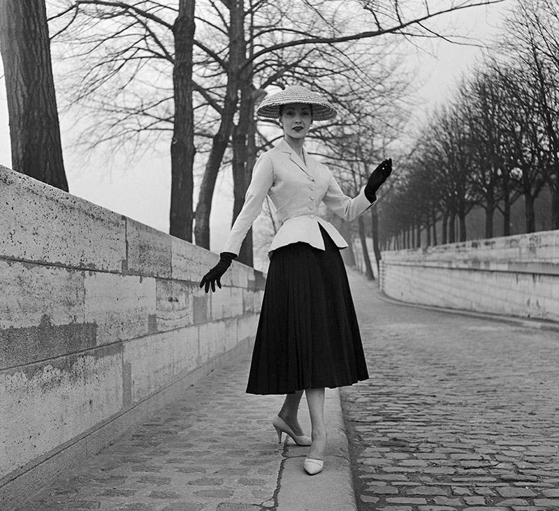 Dior Bar Jacket 1940s