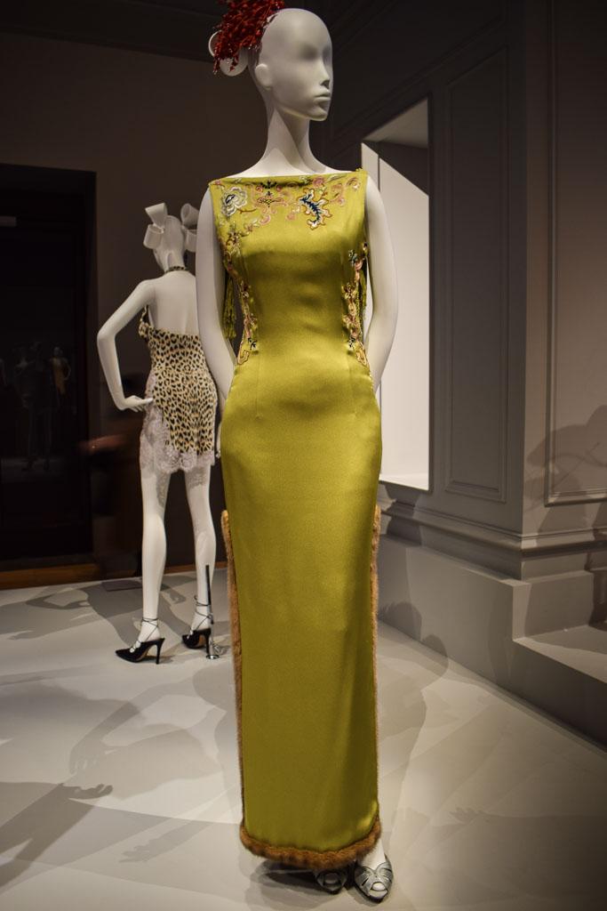 The dress famously worn by Nicole Kidman