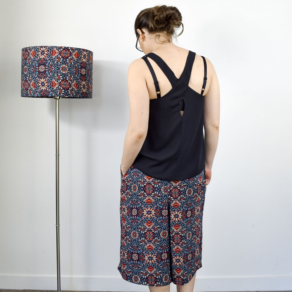 Velo culottes by sew this pattern