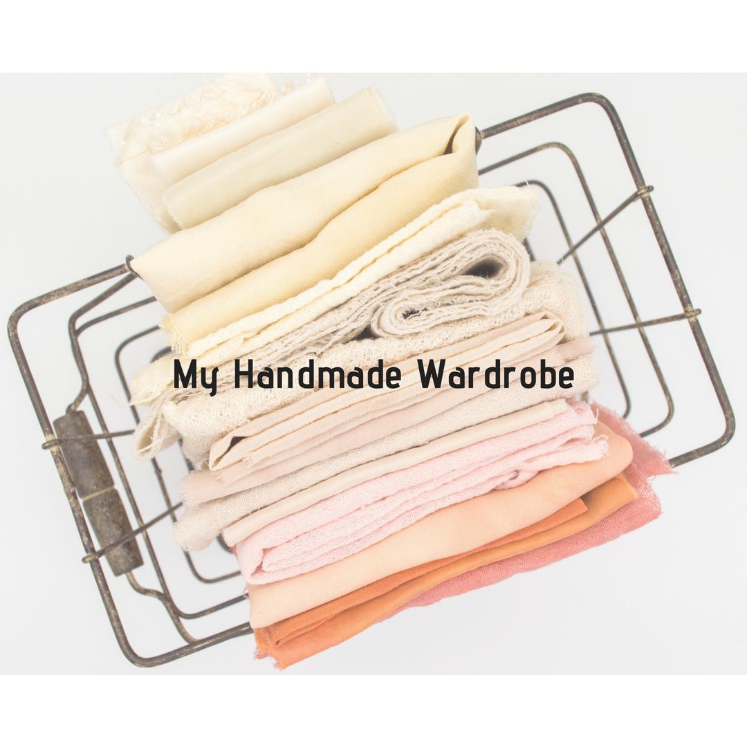 The Wearable Studio Handmade Wardrobe