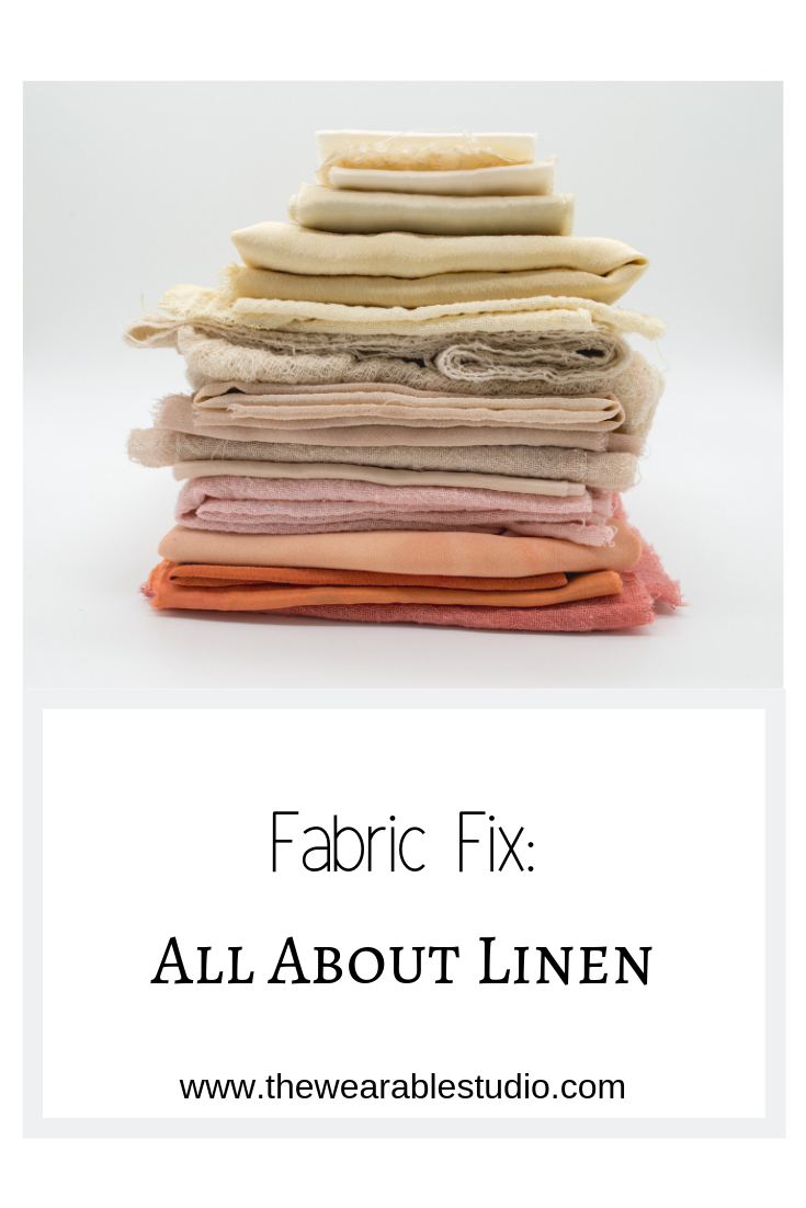 The history of linen, sustainability of linen