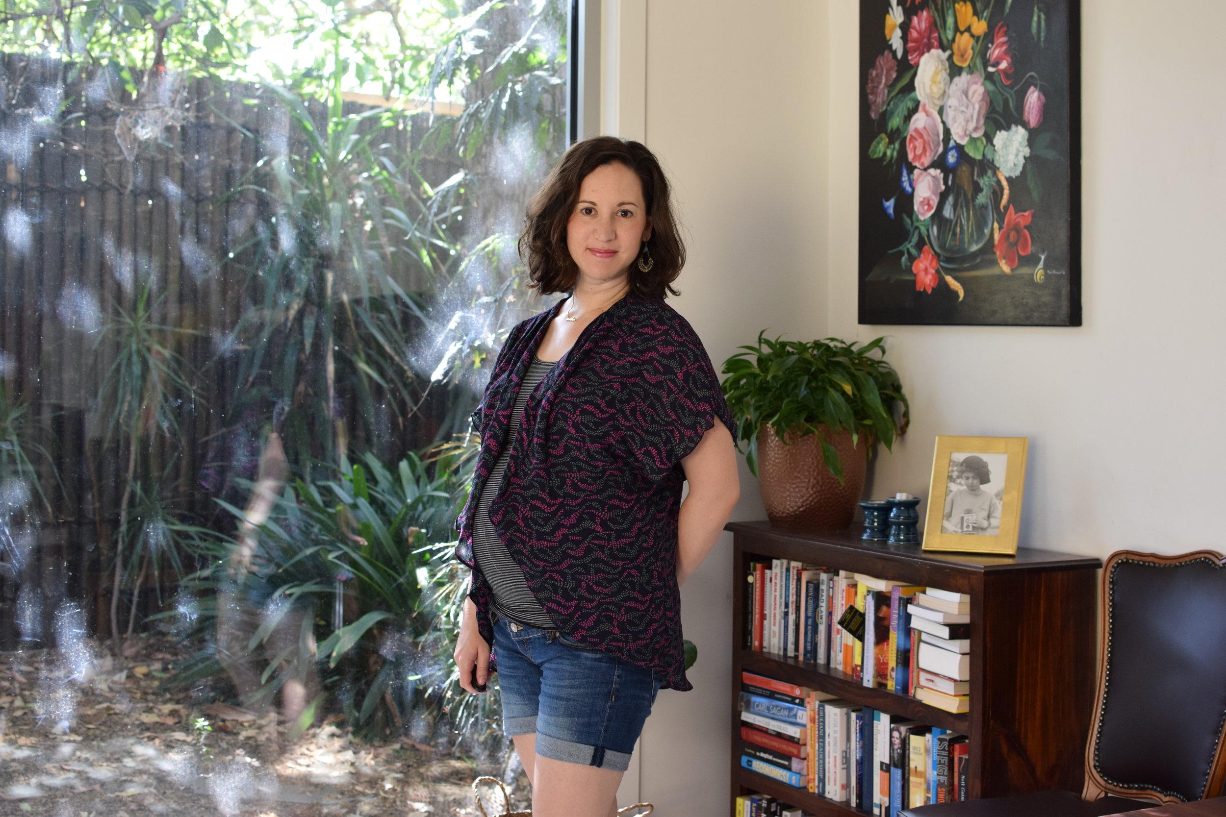 Venus Kimono Review by Sew This Pattern