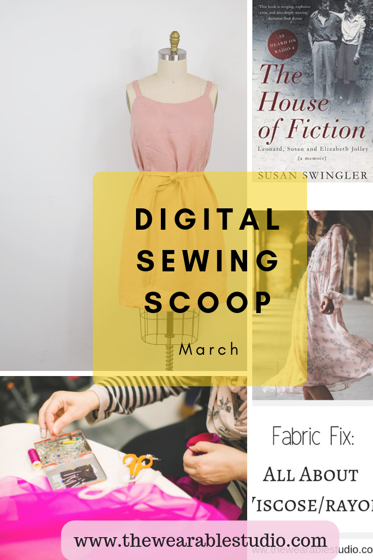 Digital Sewing Scoop March 2019