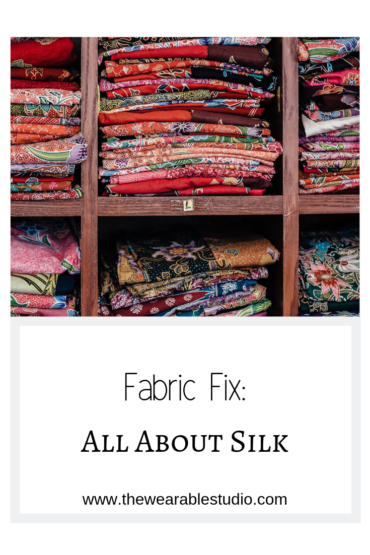 Learn about silk fabric