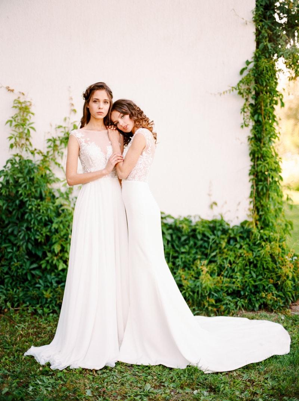 Russian Botanical Wedding Inspiration