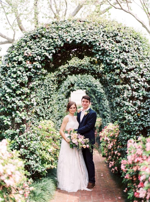 garden wedding inspiration