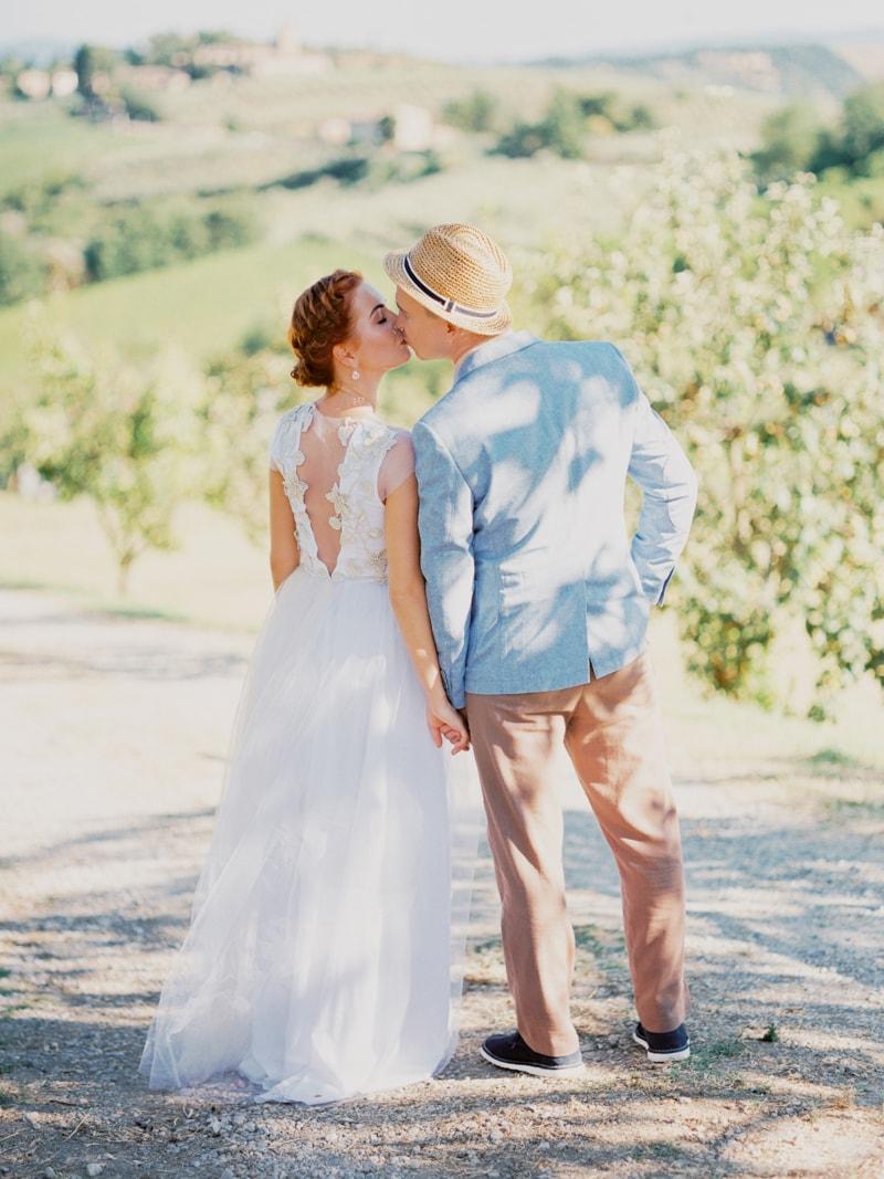 inspirational wedding shoot