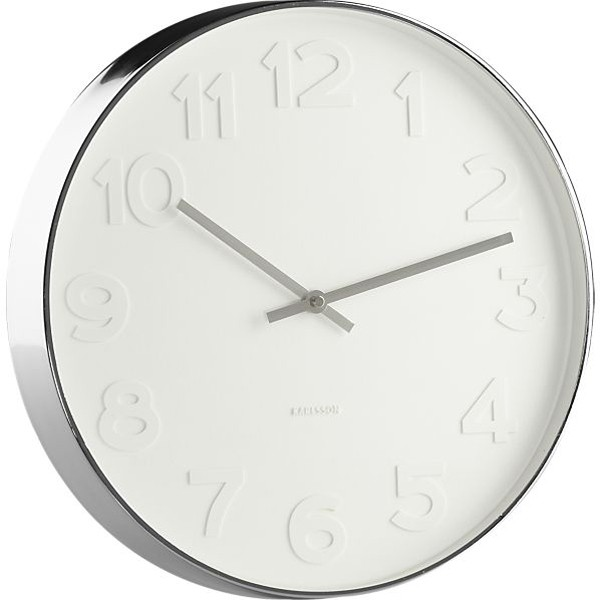 embossed-numbers-15-wall-clock-wedding-registry.jpg