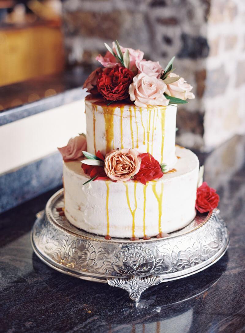 Two Tier Wedding Cakes Destination Wedding Blog Honeymoon Travel Trendy Bride