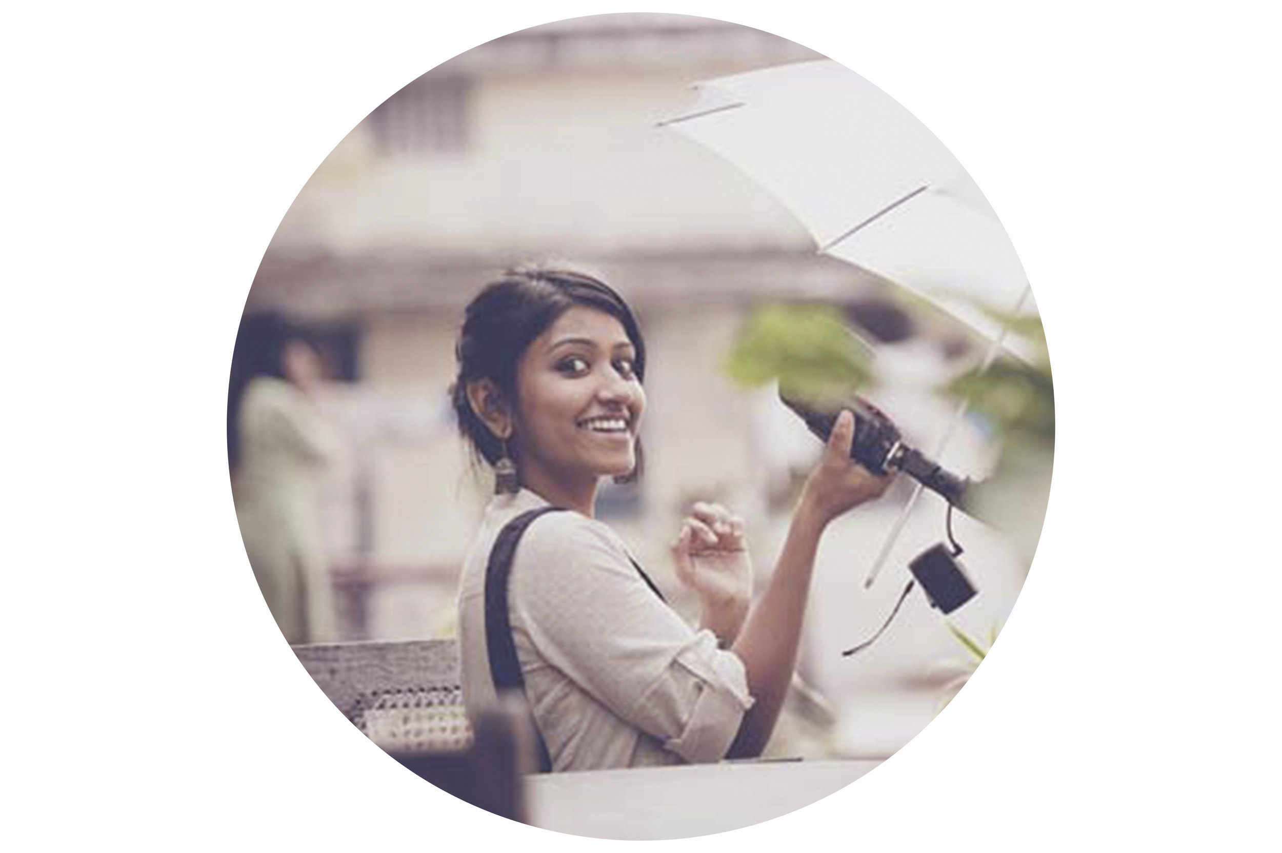 Kirthana Devdas has been documenting weddings and family portraits since 2010. She has also worked for brands like Asian paints, Hidesign, Marico, HCL, facebook and some NGOs.  Ki is based in Chennai, India.