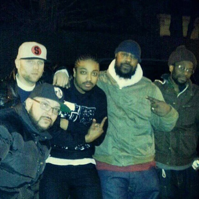 Snips w/ Sean Price, Iron Braydz & PF Cuttin