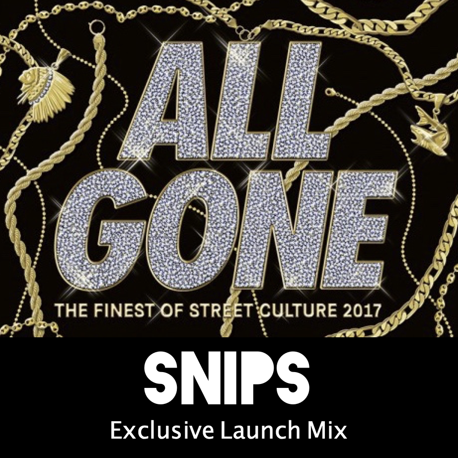 All Gone Exclusive Launch Mix
