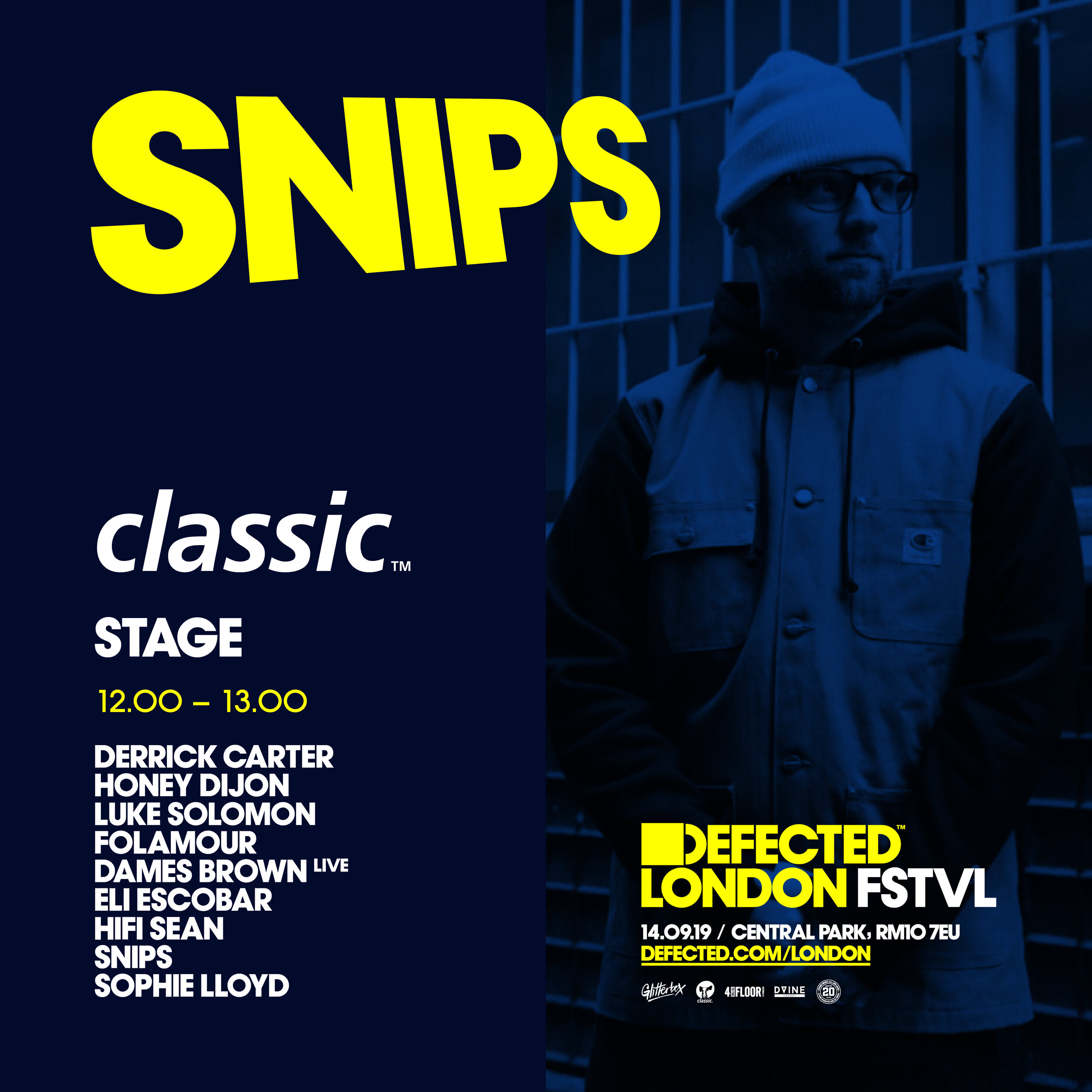 Live @ Defected London 9/14/19
