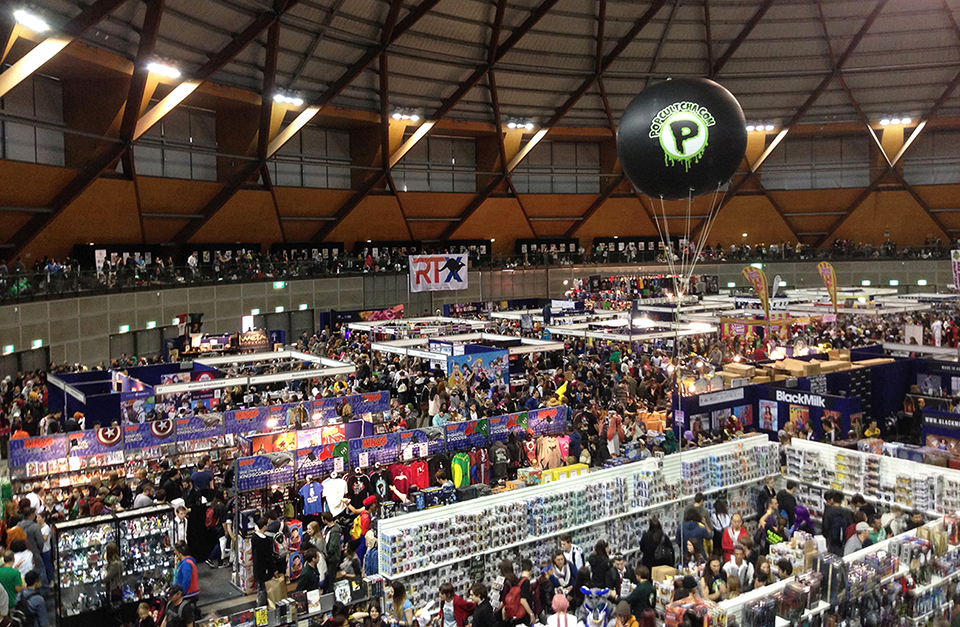 Supanova Pop Culture Expo Sydney, Australia, 2015