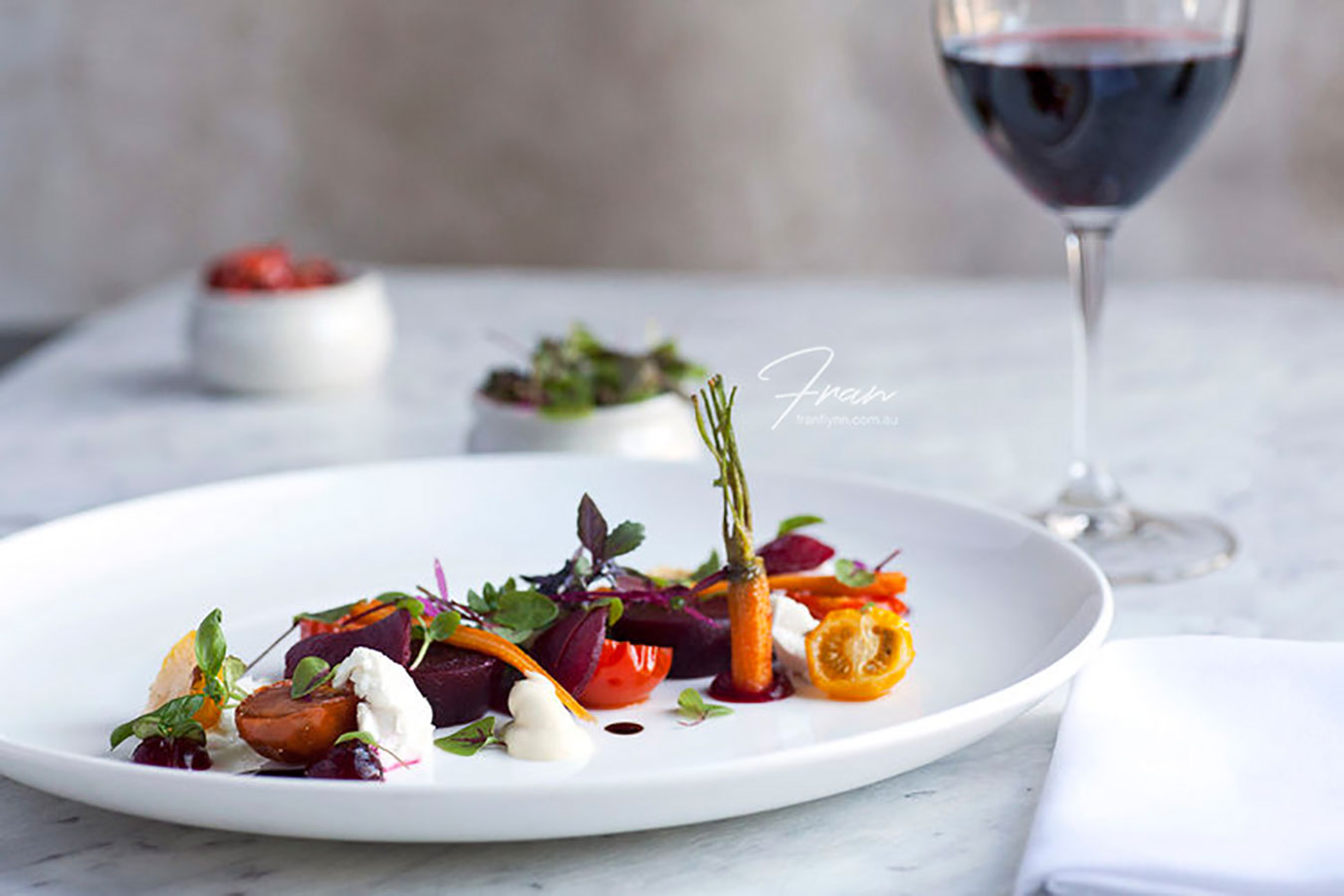 BALTHAZAR WINE & DINE, CROWNE PLAZA - TAPAS SERIES >>