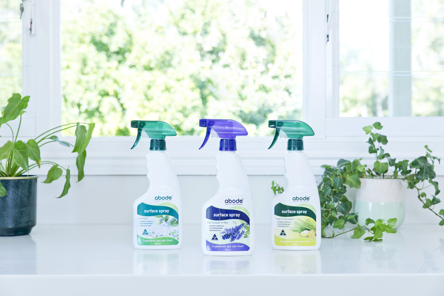 ABODE ENVIRO PRODUCTS>>